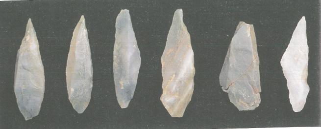 ナイフ型石器