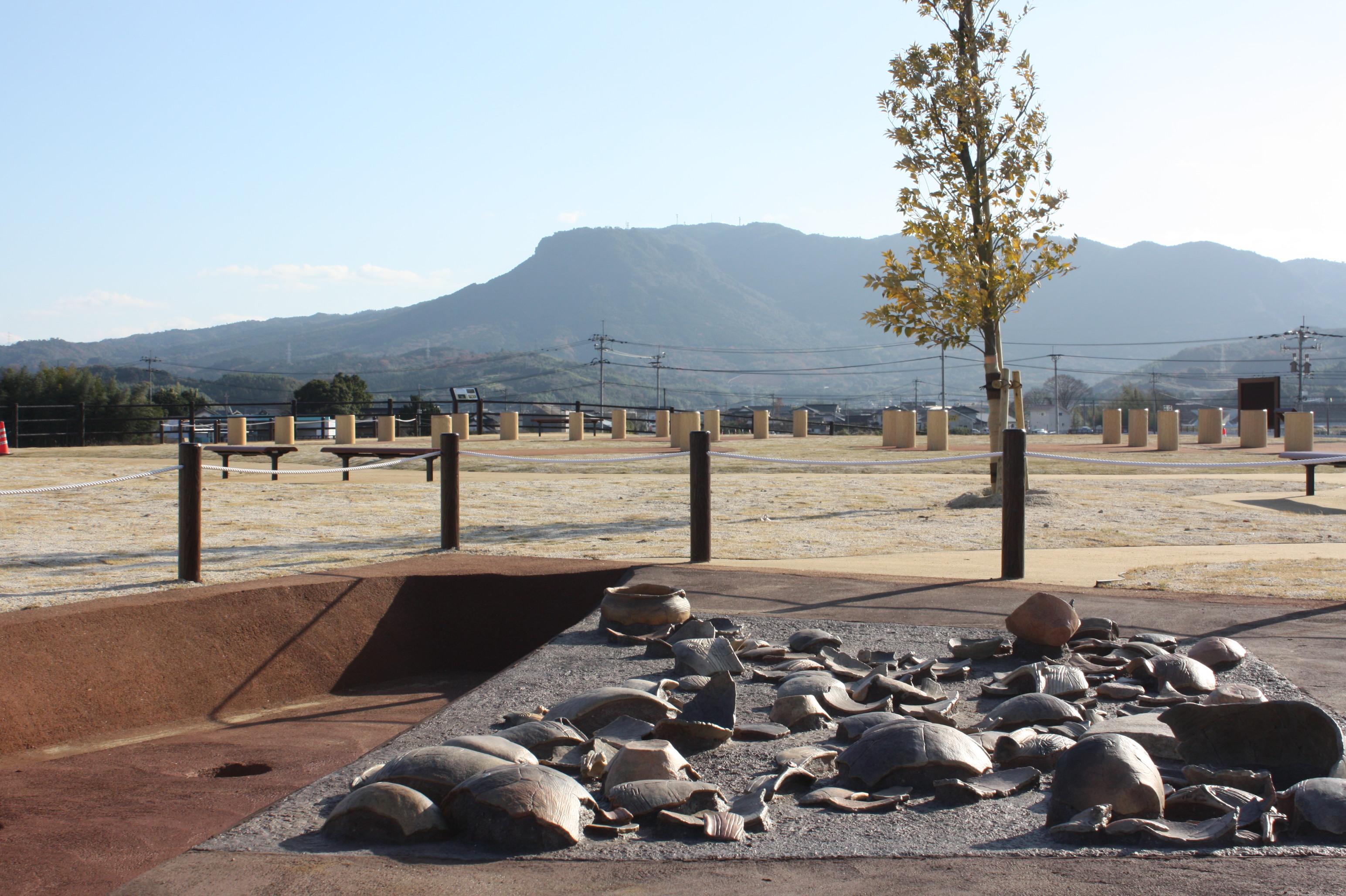 法垣遺跡公園