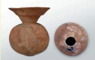 壺の形をした埴輪