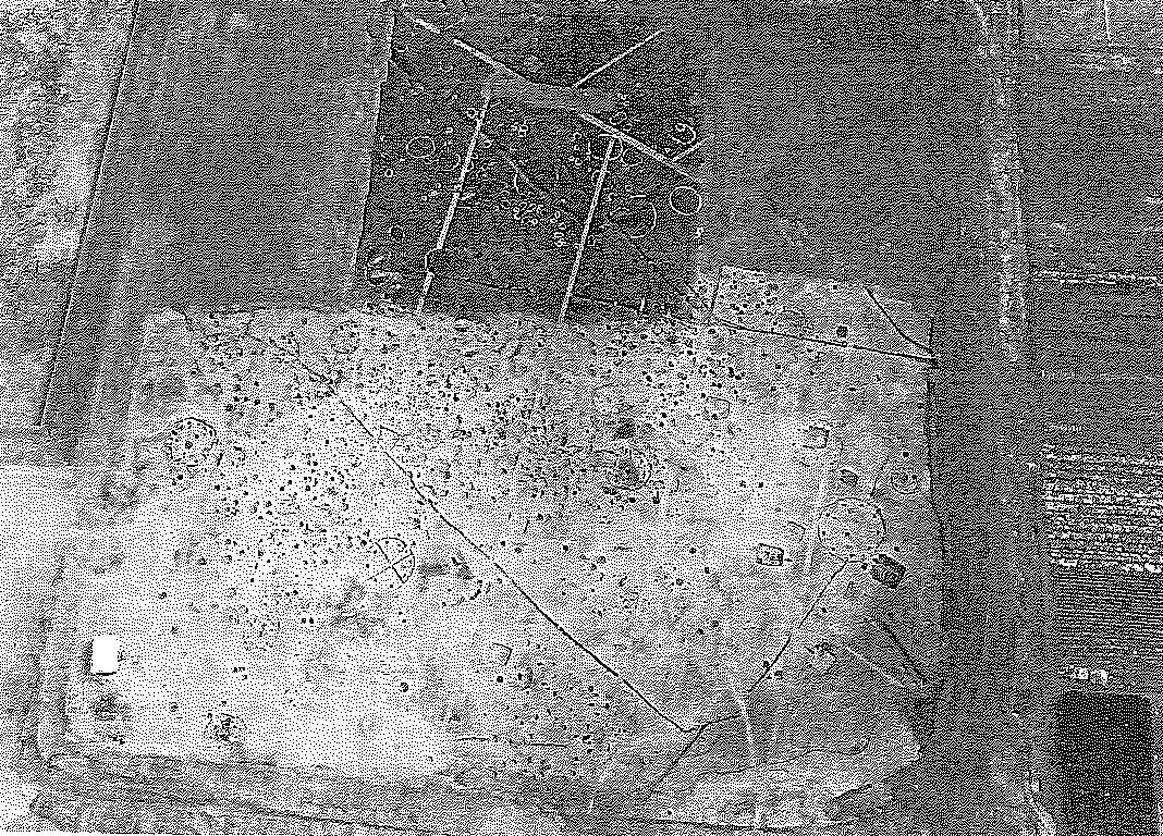 空からみた遺跡遺物