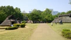 公園のようす