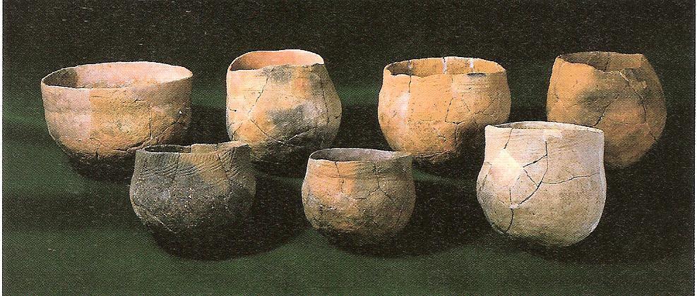 大量生産をしていた頃の製塩土器