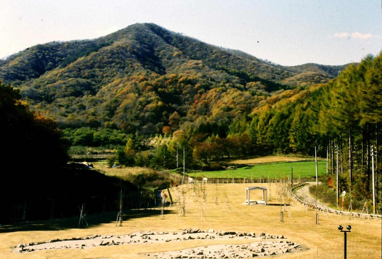 湯舟沢環状列石公園