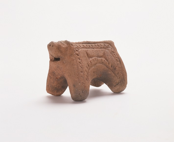 イノシシ形土製品(どせいひん)
